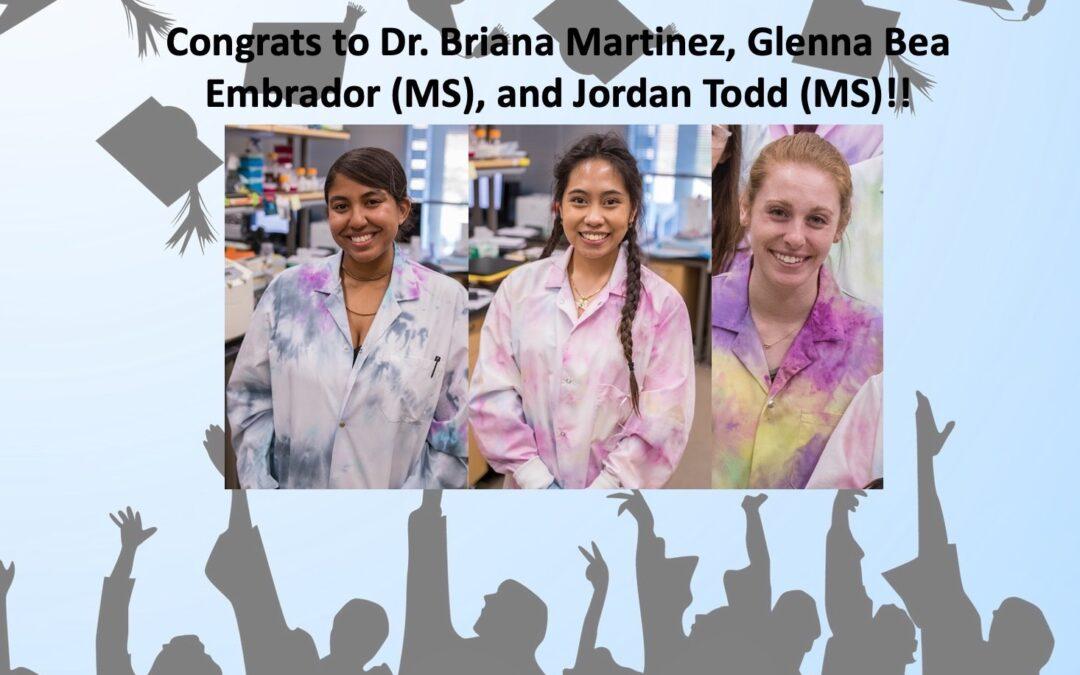 Graduation Congratulations!